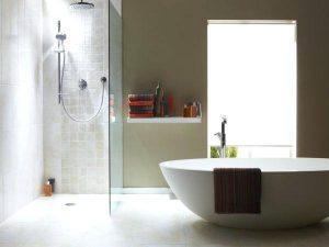 ۴ نکته مهم برای تغییر دکور حمام خانه