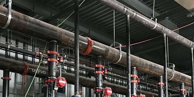 ساپورتینگ سنگین فولادی