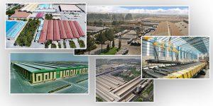 معرفی کارخانههای تولید کننده لولههای فلزی + عکس