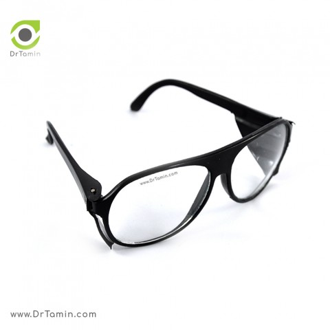 عینک ایمنی برشکاری   ( Cutting glasses)3