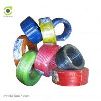 شیلنگ شفاف نخدار ابزار مهدوی قطر 2 سانتیمتری