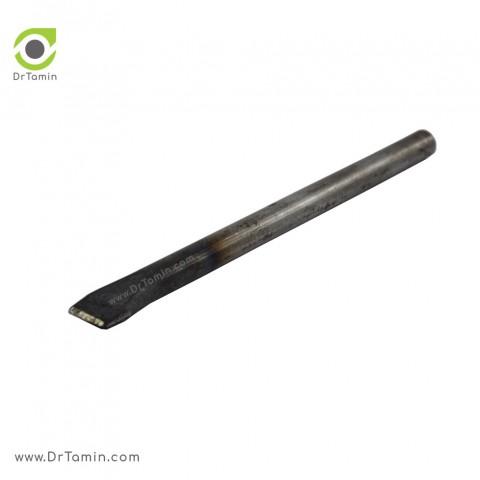 قلم بنایی سر تخت با مقطع گرد  ( 30 سانتیمتری)2