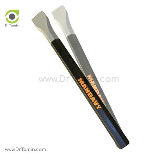 قلم بنایی فولادی ابزار مهدوی طول