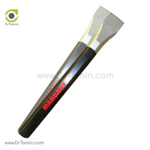 قلم بنایی فولادی مخصوص ابزار مهدوی طول
