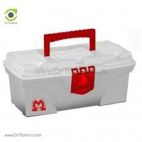 جعبه کمک های اولیه پلاستیکی ابزار مهدوی