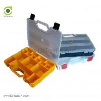 جعبه پیچ و مهره ابزار مهدوی مدل رویال