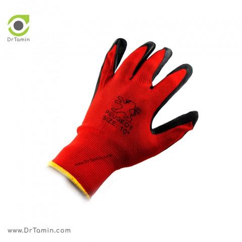 دستکش کف مواد پژو گالری   ( PEUGEOT)4