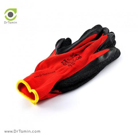 دستکش کف مواد پژو گالری   ( PEUGEOT)2