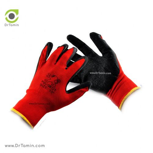دستکش کف مواد پژو گالری <br> ( PEUGEOT)