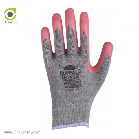 دستکش ضد برش معمولی بوفالو   ( B 1116)