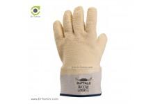دستکش ضد برش قوی مچ بلند بوفالو (B 1121)