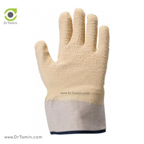 دستکش ضد برش قوی مچ بلند بوفالو <br> ( B 1121)
