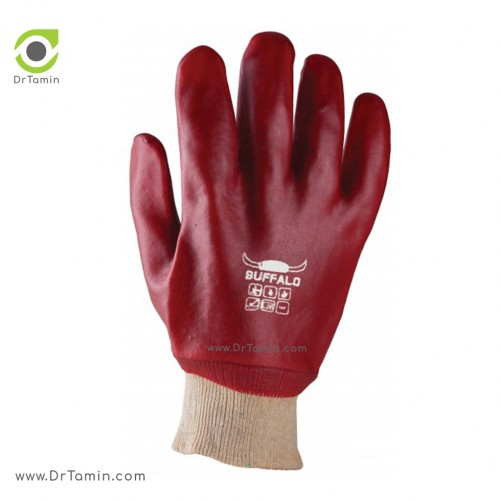 دستکش ضد اسید بوفالو <br> ( B 1132)