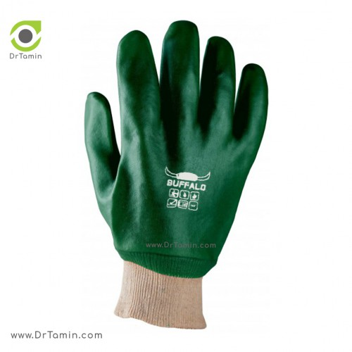 دستکش ضد سایش بوفالو <br> ( B 1142)