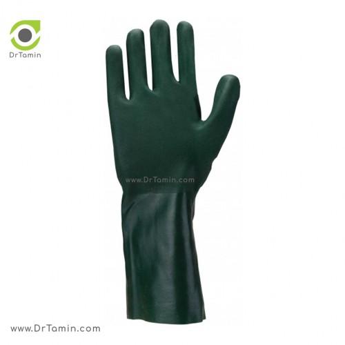 دستکش ضد اسید ساق بلند بوفالو <br> ( B 1151)