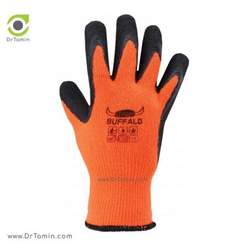 دستکش زمستانی بوفالو <br> ( B 1161)