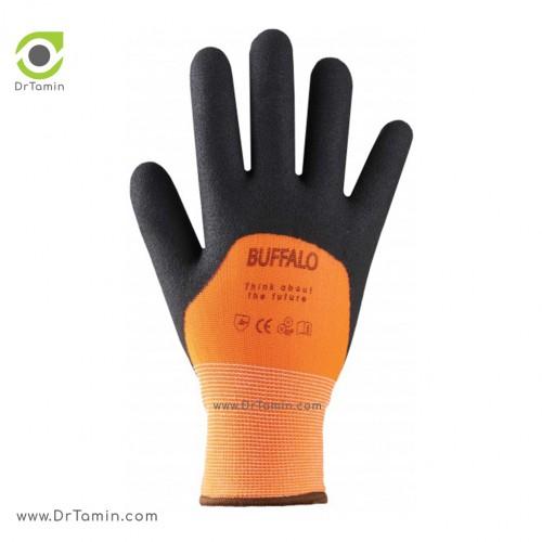 دستکش زمستانی بوفالو <br> ( B 1165)