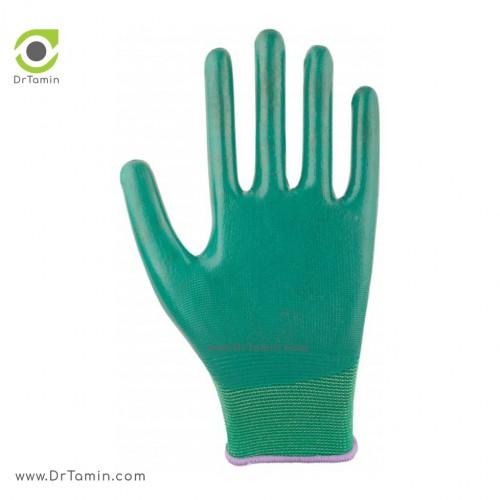 دستکش نیتریل بوفالو <br> ( B 1182)