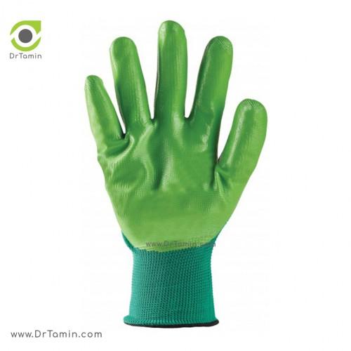 دستکش نیتریل بوفالو <br> ( B 1188)