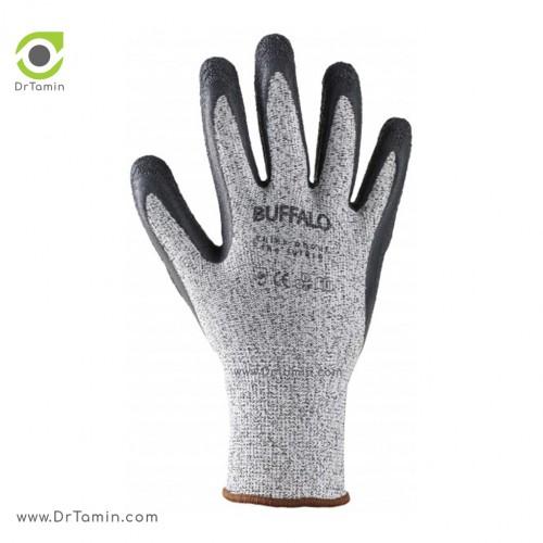 دستکش ضد برش پلاس بوفالو <br> ( B 1202)