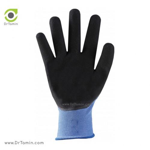 دستکش نیتریل زبر بوفالو <br> ( B 1212)