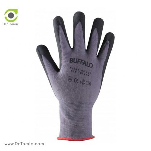دستکش خالدار بوفالو <br> ( B 1242)