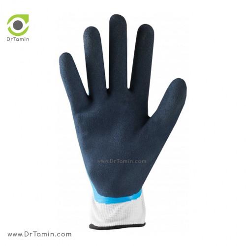 دستکش ضد برش پلی استر زبر بوفالو <br> ( B 1252)