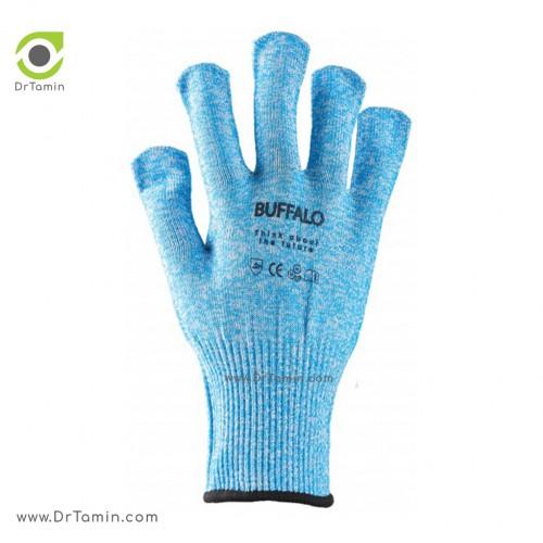 دستکش کولار بوفالو <br> ( B 1261)