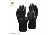 دستکش کف مواد نیتریل پایا (ضخیم)