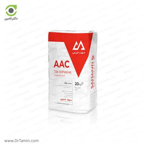 چسب بلوک AAC سهند شیمی