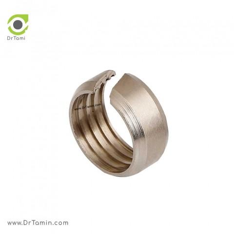 حلقه کوپلی نیوپایپ   ( سایز 16 کد:501083)
