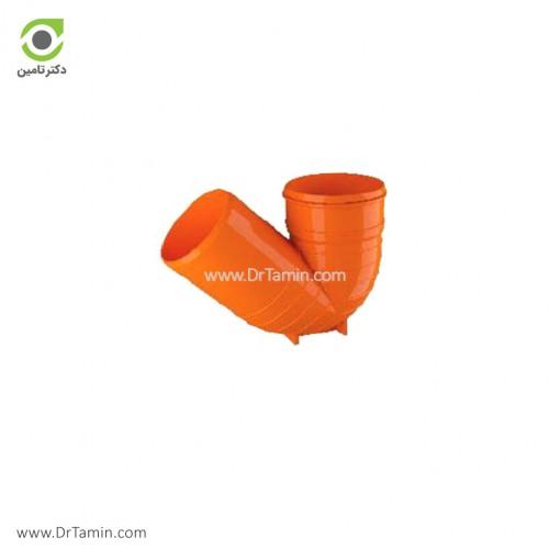 سیفون 135 درجه U-PVC لاوین پلاست