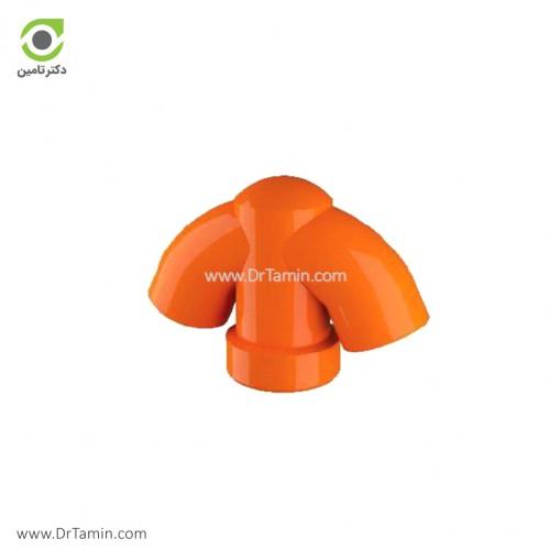 کلاهک سه کاره U-PVC لاوین پلاست