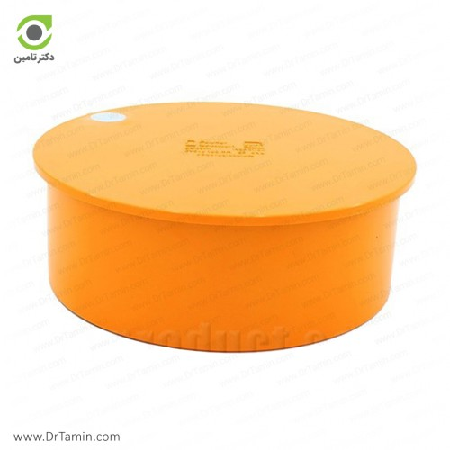 درپوش مسدود کننده توپی نارنجی پوش فیت پلیمر گلپایگان