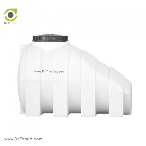 مخزن 800 زیرپله افقی سه لایه   ( 94cm×106cm×146cm)