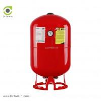 منبع تحت فشار 100 لیتری تفسان <br> ( مدل TFMV 100)