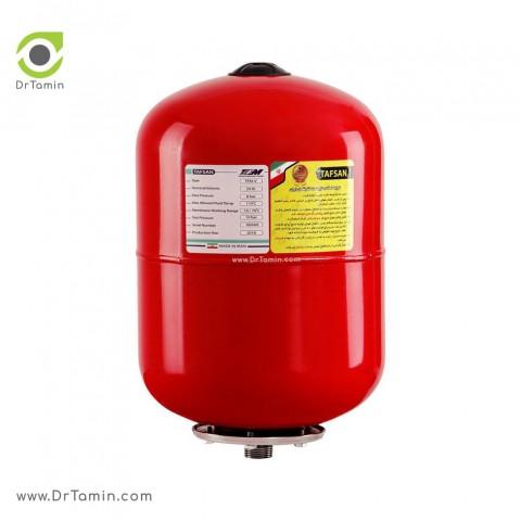 منبع تحت فشار 150 لیتری تفسان   ( مدل TFMV 150) 2