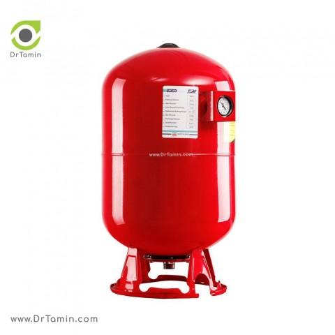 منبع تحت فشار 150 لیتری تفسان   ( مدل TFMV 150) 4