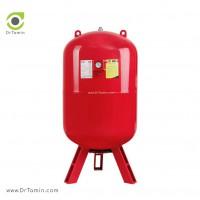 منبع تحت فشار 200 لیتری تفسان <br> ( مدل TFMV 200)
