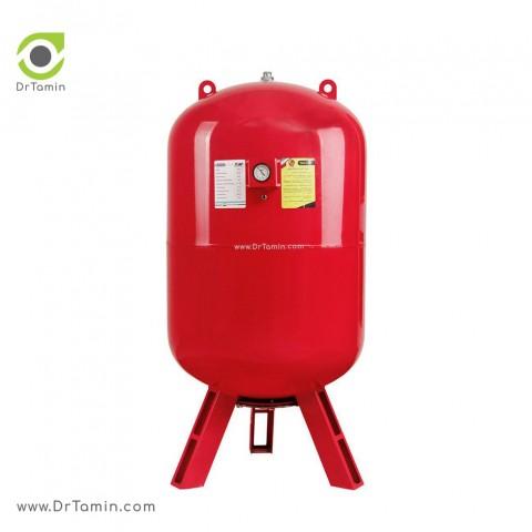 منبع تحت فشار 500 لیتری تفسان   ( مدل TFMV 500)