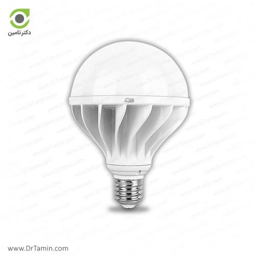 لامپ LED پارس شعاع توس مدل حبابی 12 وات
