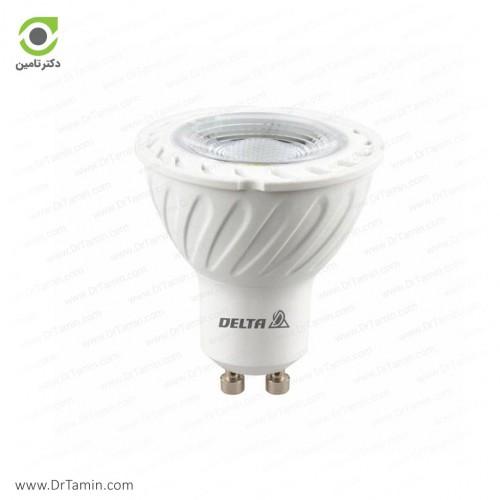 لامپ LED پارس شعاع توس مدل هالوژنی همراه رابط 7 وات