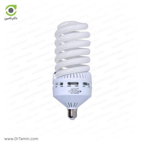 لامپ کم مصرف پارس شعاع توس مدل پیچی 85 وات