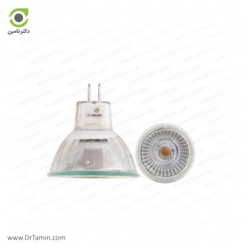 لامپ هالوژن شعاع مدل SH-GU5-S-5W