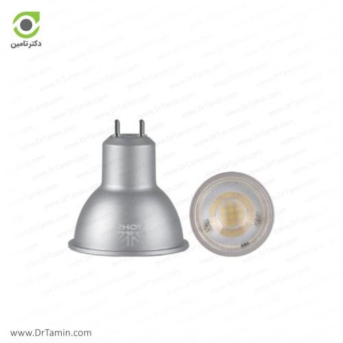 لامپ هالوژن شعاع مدل SH-MR16-5W