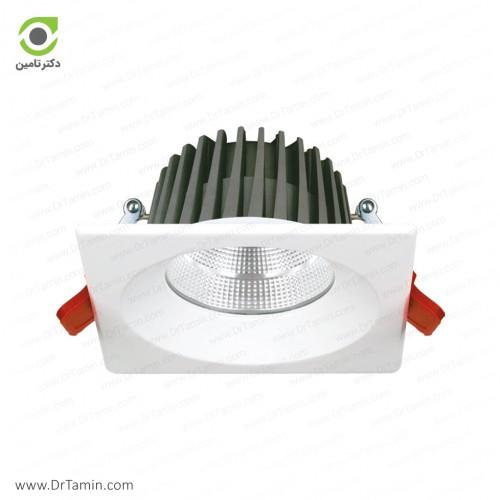 چراغ سقفی توکار شعاع مدل SH-8030-50W