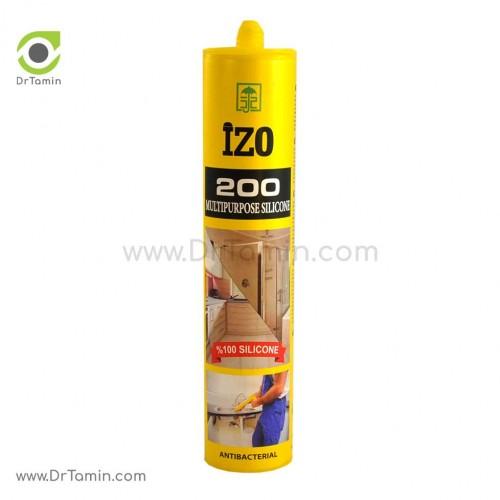 درزگیر سیلیکون آنتی باکتریال ایزو مدل 200 وزن 280 گرم