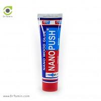 نانو چسب چوب _ شفاف نانوپوش <br> ( 100 گرم)