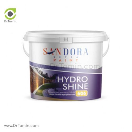 لاک آب گریز ساندورا مدل هیدروشاین شفاف