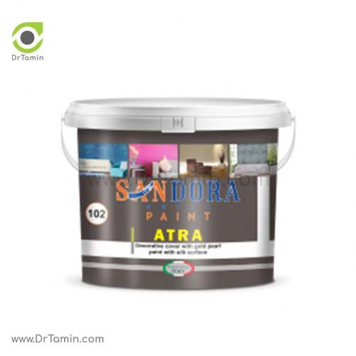 رنگ دکوراتیو داخلی ساندورا مدل آترا